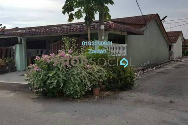 For Sale Terrace at Section 20, Shah Alam Freehold Unfurnished 3R/2B 345k