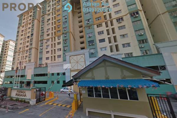 For Sale Condominium at Prisma Perdana, Cheras Freehold Semi Furnished 3R/2B 350k