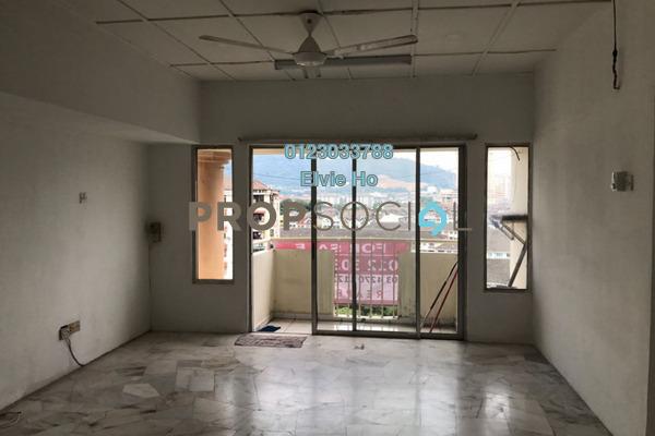 For Sale Condominium at Le Jardine, Pandan Indah Freehold Unfurnished 3R/2B 370k
