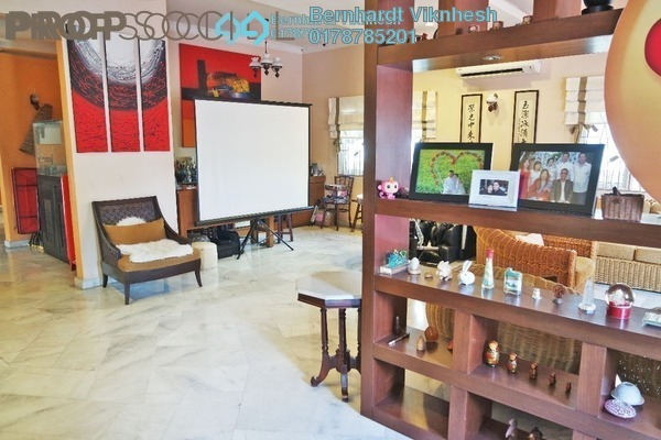 For Sale Bungalow at Section 6, Petaling Jaya Freehold Semi Furnished 5R/4B 2.08m