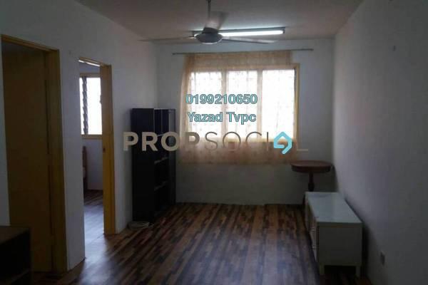 For Rent Apartment at Sri Penara, Bandar Sri Permaisuri Freehold Semi Furnished 3R/2B 1k