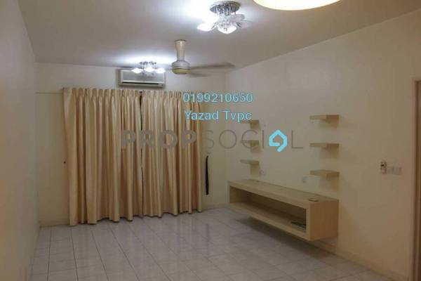For Rent Condominium at Vista Tasik, Bandar Sri Permaisuri Freehold Semi Furnished 3R/2B 1.6k