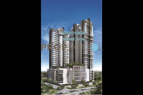 For Rent Condominium at You Vista @ You City, Batu 9 Cheras Freehold Semi Furnished 4R/3B 2k