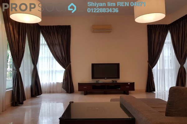 For Sale Semi-Detached at Valencia, Sungai Buloh Freehold Fully Furnished 5R/5B 3.5m