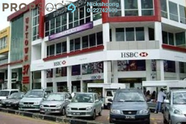 For Rent Shop at SS21, Damansara Utama Freehold Unfurnished 0R/0B 8k
