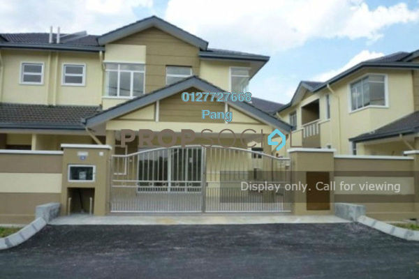 For Sale Semi-Detached at Taman Jelok Impian, Kajang Freehold Semi Furnished 4R/3B 930k