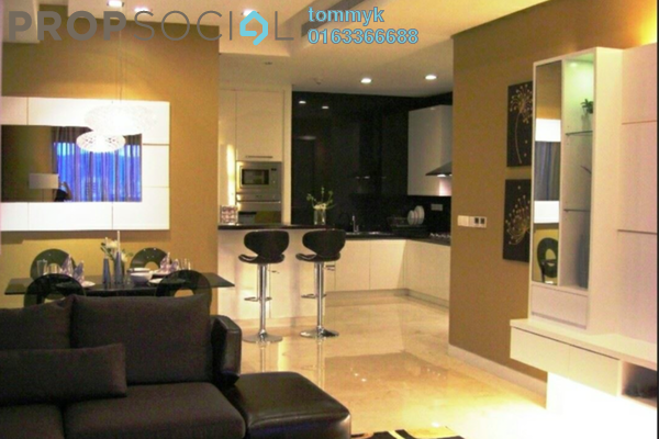 For Rent Serviced Residence at Pavilion Residences, Bukit Bintang Leasehold Fully Furnished 3R/3B 13k