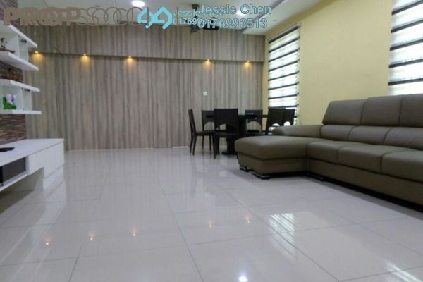 For Rent Terrace at Nusari Aman, Bandar Sri Sendayan Freehold Fully Furnished 4R/3B 2.5k