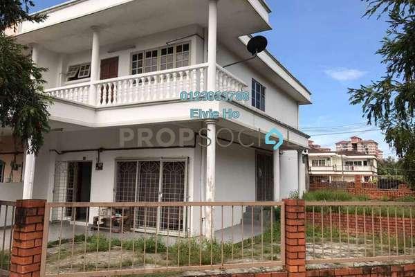 For Rent Terrace at SL7, Bandar Sungai Long Freehold Unfurnished 4R/3B 1.8k