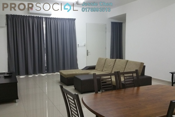 For Rent Terrace at Castora, Bandar Sri Sendayan Freehold Semi Furnished 4R/4B 1.6k