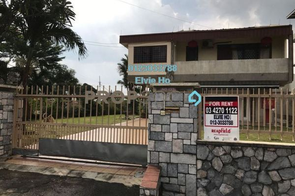 For Rent Bungalow at Taman Midah, Cheras Freehold Semi Furnished 7R/5B 4.3k