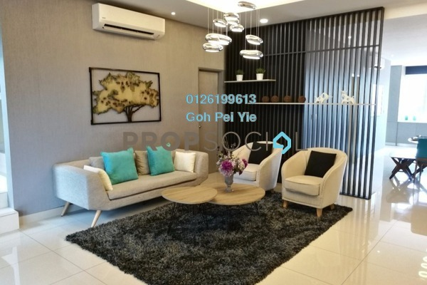 For Sale Terrace at S2 Heights, Seremban 2 Freehold Unfurnished 4R/3B 540k