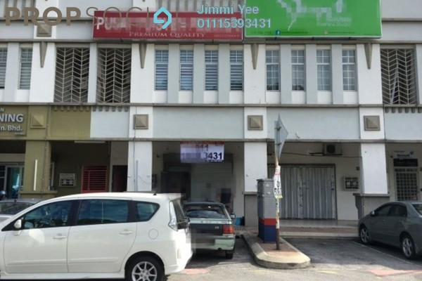 For Rent Shop at The Corner @ Alam Damai, Alam Damai Freehold Unfurnished 0R/2B 3.5k