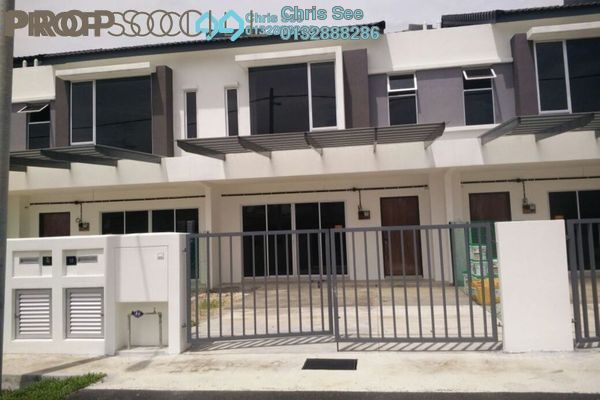 For Sale Terrace at Aquila @ Alam Sutera, Kuala Selangor Leasehold Unfurnished 4R/3B 495k