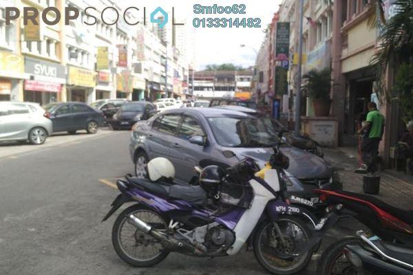 For Rent Shop at Taman Sri Rampai, Setapak Freehold Unfurnished 0R/0B 4k