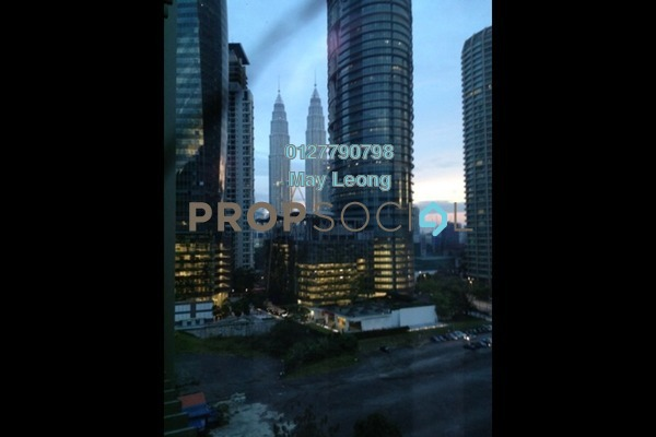 For Sale Condominium at Dua Residency, KLCC Freehold Semi Furnished 3R/5B 2.1m