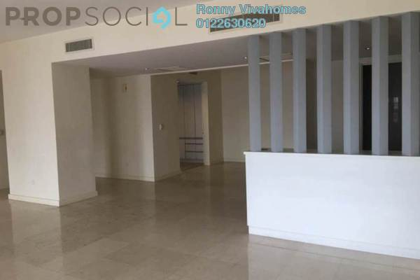 For Rent Condominium at Hampshire Park, KLCC Freehold Semi Furnished 4R/4B 12k