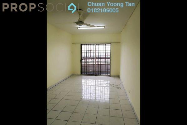 For Rent Condominium at Idaman Sutera, Setapak Freehold Unfurnished 3R/2B 1.15k