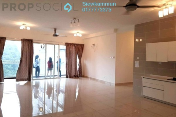 For Rent Condominium at Damansara Foresta, Bandar Sri Damansara Freehold Semi Furnished 4R/3B 2k