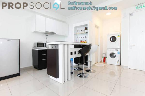 For Sale SoHo/Studio at The Scott Garden, Old Klang Road Freehold Semi Furnished 1R/2B 400k