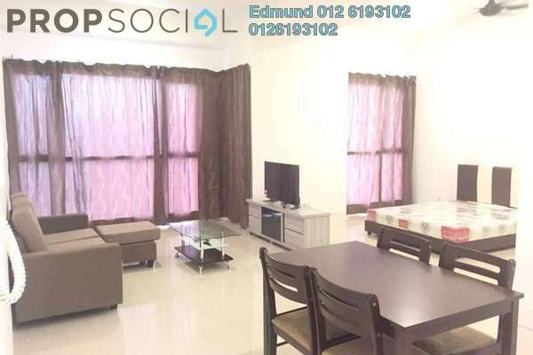 For Rent Condominium at Tropicana Gardens, Kota Damansara Freehold Fully Furnished 0R/0B 2k