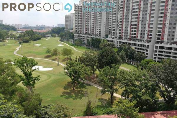 For Rent Apartment at Arena Green, Bukit Jalil Freehold Unfurnished 3R/2B 1.15k