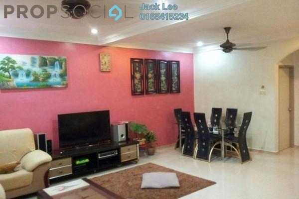 For Sale Terrace at Jalan Sungai Tiram, Ulu Tiram Freehold Semi Furnished 4R/3B 535k