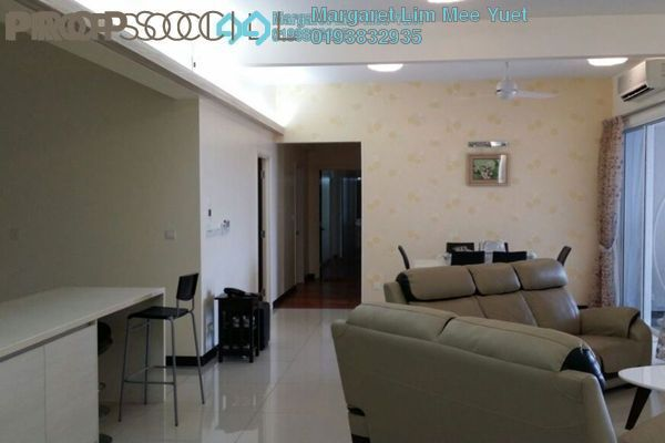 For Rent Condominium at 9 Bukit Utama, Bandar Utama Freehold Fully Furnished 5R/5B 6k