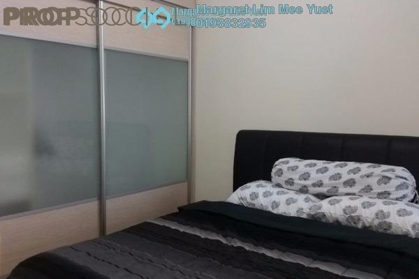 For Rent Condominium at Saujana Residency, Subang Jaya Freehold Semi Furnished 2R/2B 3.2k