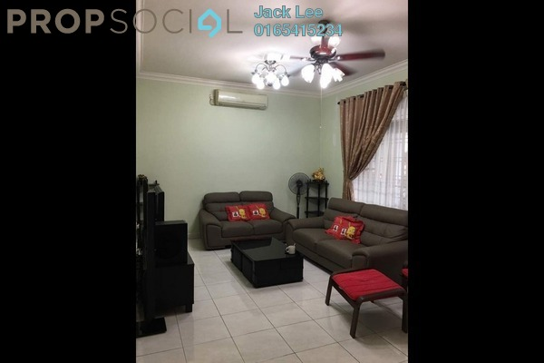 For Rent Terrace at Taman Seri Berkat, Batu Pahat Freehold Fully Furnished 4R/3B 2k