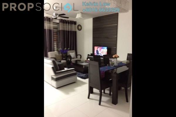 For Rent Terrace at Bukit Indah, Iskandar Puteri (Nusajaya) Freehold Fully Furnished 4R/3B 3.1k