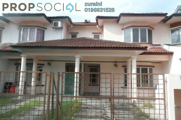 For Rent Terrace at Seksyen 8, Bandar Baru Bangi Freehold Unfurnished 4R/3B 1.2k