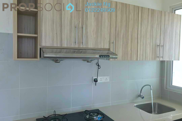 For Rent Condominium at Desa Green Serviced Apartment, Taman Desa Freehold Semi Furnished 3R/2B 1.8k