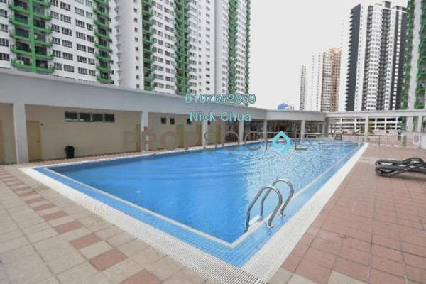 For Rent Condominium at OUG Parklane, Old Klang Road Freehold Fully Furnished 3R/2B 1.25k