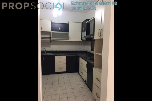 For Rent Condominium at Casa Indah 1, Tropicana Freehold Semi Furnished 3R/2B 2.2k