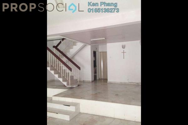 For Sale Terrace at Taman Selayang Utama, Selayang Freehold Semi Furnished 5R/3B 738k