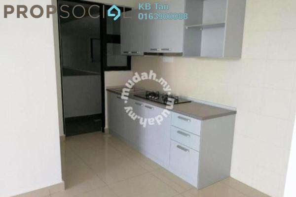 For Rent Condominium at Greenfield Regency, Skudai Freehold Semi Furnished 2R/2B 1.4k