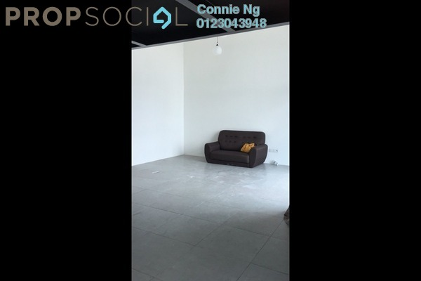 For Rent Duplex at Empire City, Damansara Perdana Freehold Semi Furnished 0R/2B 1.3k