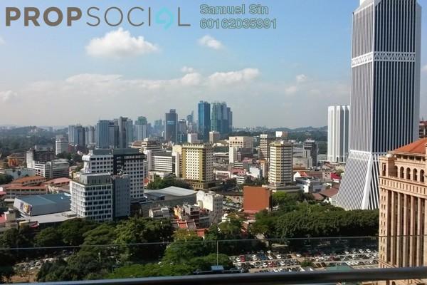 For Rent Serviced Residence at Suasana Bukit Ceylon, Bukit Ceylon Freehold Fully Furnished 3R/2B 3.8k