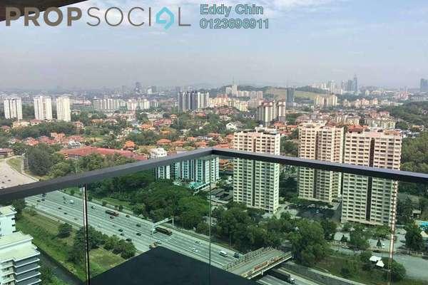 For Sale Condominium at Kiara Residence 2, Bukit Jalil Freehold Semi Furnished 3R/2B 650k