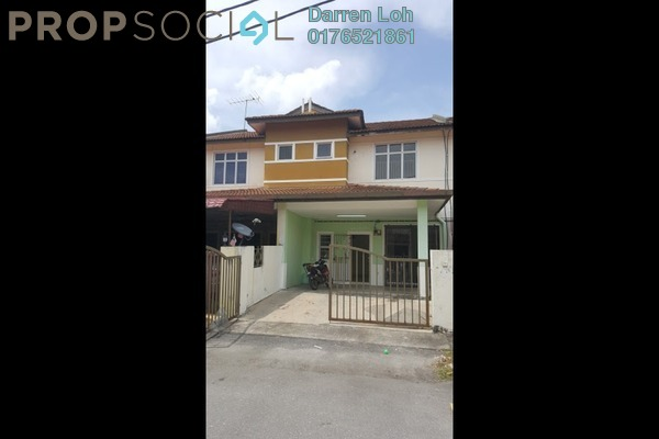 For Rent Terrace at Taman Emas, Dengkil Freehold Semi Furnished 4R/3B 1.5k