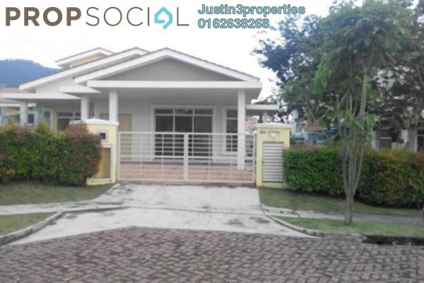 For Sale Bungalow at New Green Park, Rawang Freehold Unfurnished 5R/4B 840k