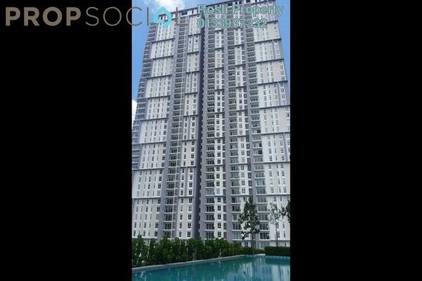 For Sale Condominium at Verdi Eco-dominiums, Cyberjaya Freehold Semi Furnished 1R/1B 540k