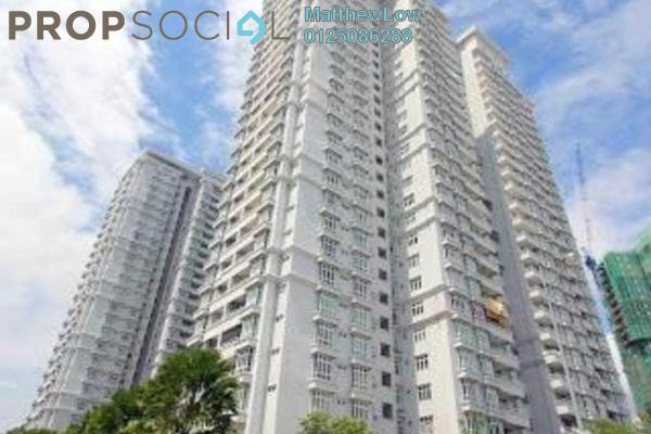 For Rent Condominium at BaysWater, Gelugor Freehold Fully Furnished 3R/2B 2.5k