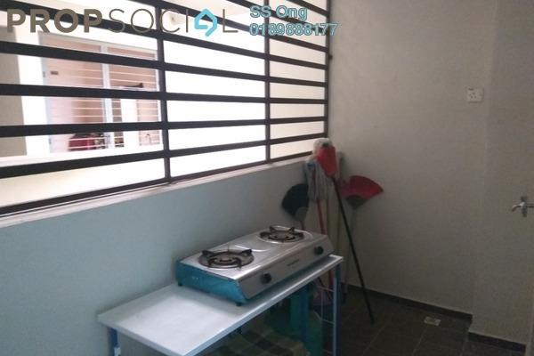 For Rent Condominium at Kelisa Heights, Seberang Jaya Freehold Semi Furnished 3R/2B 1.5k