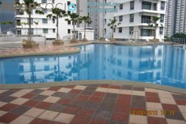 For Rent Condominium at The Brezza, Tanjung Tokong Freehold Fully Furnished 4R/3B 3k