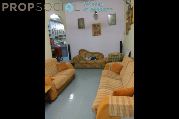 For Sale Terrace at Taman Sempadan, Nibong Tebal Freehold Semi Furnished 3R/2B 240.0千