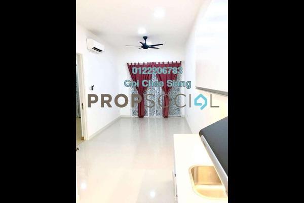 For Rent Condominium at Desa Green Serviced Apartment, Taman Desa Freehold Semi Furnished 2R/1B 1.6k