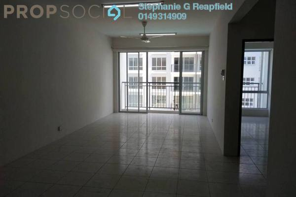 For Rent Condominium at Hijauan Heights, Kajang Freehold Semi Furnished 3R/2B 1.35k
