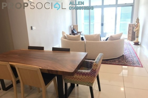 For Sale Serviced Residence at Somerset, Puteri Harbour Freehold Fully Furnished 3R/2B 1.75m